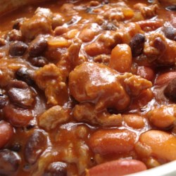 World's Best Turkey Chili