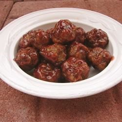 Cocktail Meatballs II