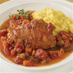 Contadina® Stove-Top Tomato Braised Chicken