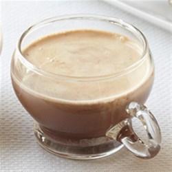 Caramel-Chocolate Affogato
