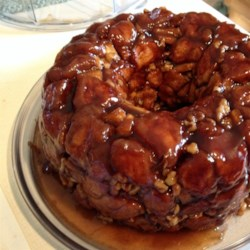 Monkey Bread with a Twist Recipe - This monkey bread uses chopped apple to add a unique spin on the family favorite.