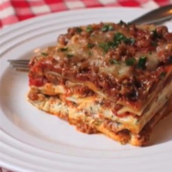Chef John's Lasagna Recipe - If you have a great meat sauce and a really great cheese filling, you are going to have a fantastic lasagna.