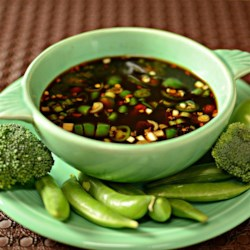Finadene Seafood Drizzle or Dipping Sauce Recipe - Spicy sauce to accompany seafood, meat or veggies of all kinds! Drizzle it on or place a few spoons full in individual dipping bowls for your guests. Latinos and Islanders from all over love this sauce.