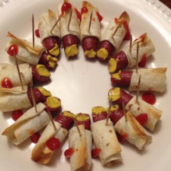 Mummy Toes Recipe - These spooky, creepy looking toes are actually quite tasty.