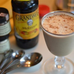 Molasses Spice Smoothie - Personal Recipe by Linda(LMT)