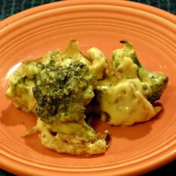 Thanksgiving Broccoli and Cheese Casserole Recipe - This five-ingredient broccoli casserole can be a hit for your holiday meal.