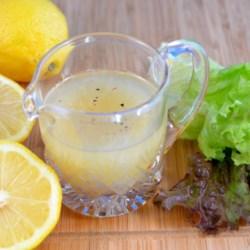 recipe: best lemon vinaigrette dressing [14]