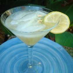 Country Margaritas Recipe - Not really a margarita, but it looks pretty close!!