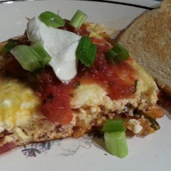 Chorizo, Potato and Green Chile Omelet Photos - Allrecipes.com