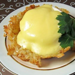 Quick and Easy Hollandaise Sauce in the Microwave Recipe - This quick and easy version of the classic French sauce utilizes a microwave oven.