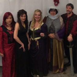 Game of Thrones for Halloween at AR!