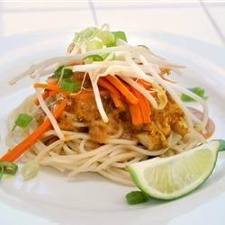 Thai Chicken Bites With Dipping Sauce