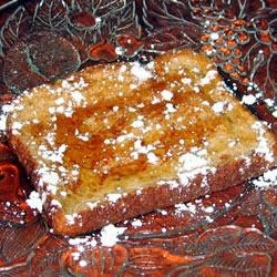 Easy French Toast Recipe - An easy to make crispy cinnamon French toast that will light up your morning.