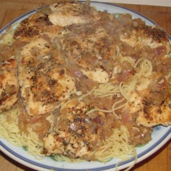 Herb and Chicken Pasta