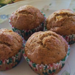 Perfect Butternut Squash Muffins Recipe - Similar to pumpkin muffins, these are a great way to use up butternut squash and are not too high in sugar. Even my picky husband enjoys these! Feel free to play around with the spice amounts to your liking.