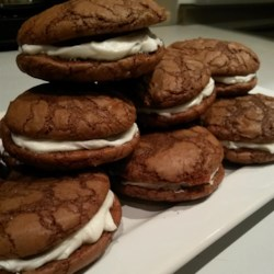 Easy Brownie Mix Cookies Recipe - Delicious, soft, and chewy brownie cookies that are quick and simple!