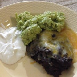 Avocado and Black Bean Dip
