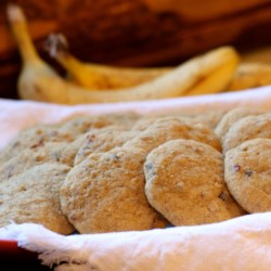 "Banana Cake Cookies Recipe - I won a local ""banana"" recipe contest with this cookie."