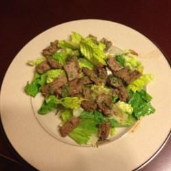 Authentic Thai Steak Salad