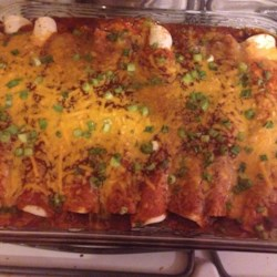 Beef Enchiladas I