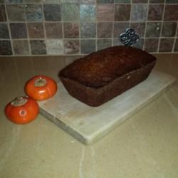 Persimmon Bread I