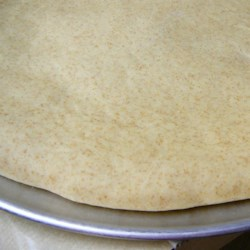 Whole Wheat Pizza Dough Secret Family Recipe Recipe - Homemade whole wheat pizza crust is a family's secret recipe for a quick and easy pizza night everyone will enjoy.