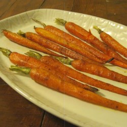 Chef John's Five-Spice Carrots  Recipe - A sprinkle of Chinese five-spice powder is all you need to turn that dish of carrots into a tasty side dish with a slightly  exotic flavor twist.