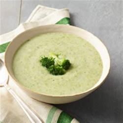 Three Cheese, Broccoli and Potato Soup