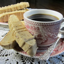 Maple Walnut Biscotti Recipe - Maple and walnut are delicious together in this Canadian take on classic Italian biscotti.