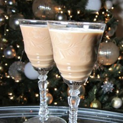 Chocolate Amnesia Recipe - Chocolate amnesia is a chocolaty spin on a White Russian using chocolate milk. Three ingredients plus ice are all you need!