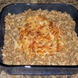 Lentils and Rice with Fried Onions (Mujadarrah) Photos - Allrecipes ...