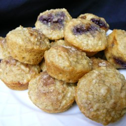 Buttermilk Oatmeal Muffins Recipe - Hearty breakfast muffins made with quick oats and buttermilk are a great way to start the day.