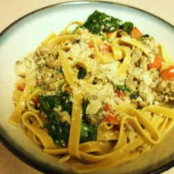 Linguine with White Clam Sauce II