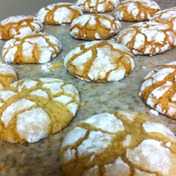 Brown Sugar Cookies Recipe - Brown sugar cookies rolled in confectioners' sugar are fun cookie to make during the holiday season. They taste even better the next day!