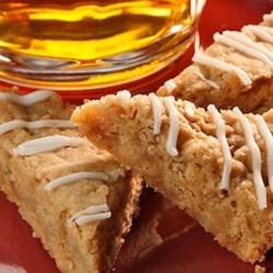 Maple Toffee Shortbread
