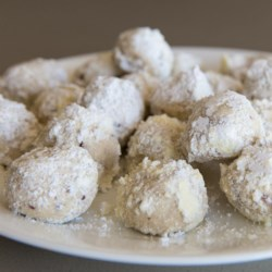 Recipe russian teacup cookies