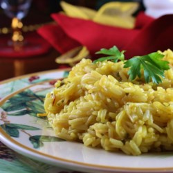 A Homemade San Francisco Treat: Chicken Vermicelli Rice Recipe - This versatile side dish simmers rice and pieces of vermicelli pasta in a mixture of garlic and onion powders, chicken bouillon granules, and water.