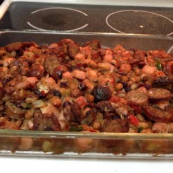 Easy Cassoulet Casserole