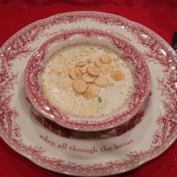 Oyster Stew Recipe - This is best Oyster Stew you ever had! It is elegant and satisfying. I serve it with toasted homemade bread. Serve it quick and hot! Try adding a drop or two of hot sauce in your stew -- it's delicious!