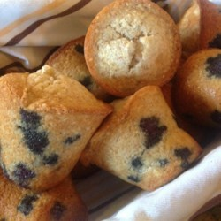 Gluten Free Blueberry Muffins Recipe - Blueberry muffins can be made gluten-free with almond meal, xanthan gum, and gluten-free flour, creating a delicious treat. You won't even notice the difference!