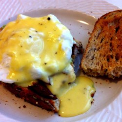 Hollandaise Sauce Recipe - This creamy lemon sauce is a standard. Make it just before serving.