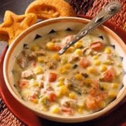Big Ray's Tex-Mex Turkey Soup