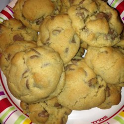 No-Fail Chocolate Chip Cookies Recipe - You'll love this classic and easy chocolate chip cookie recipe.