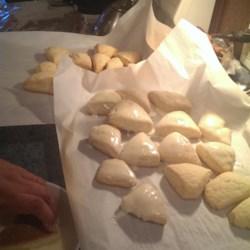 recipe: amazing lemon scones [36]