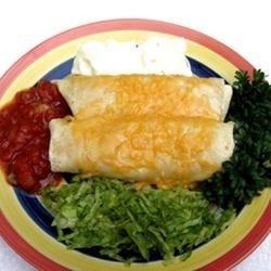 EasyChicken Enchiladas