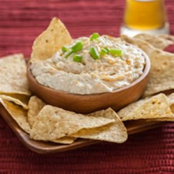 Beer Cheese Dip from Hidden Valley(R) Recipe - This creamy, cheesy dip with a hint of beer is great with chips, pretzels, and chopped fresh veggies.