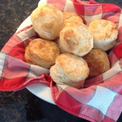 Sadie's Buttermilk Biscuits Recipe - My grandmother Sadie's country fair award-winning buttermilk biscuit recipe was perfected on the northern Canadian prairies.