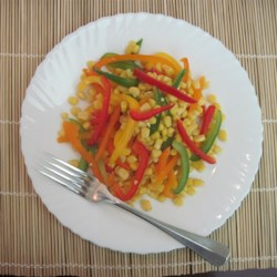 Asian Pepper Salad