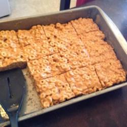 No Bake Cereal Cookies