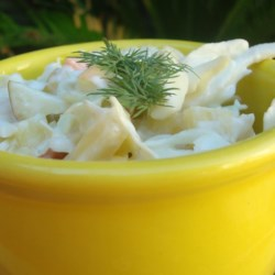 Apple Slaw With Pineapple Recipe - Apple and cabbage slaw with a 3-ingredient dressing gets sweet flavor from the addition of crushed pineapple.